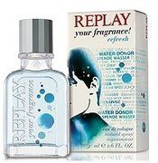 Replay Your Fragrance Refresh Men Kolínska voda