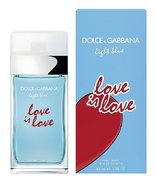Dolce & Gabbana Light Blue Love is Love Toaletná voda, 100ml